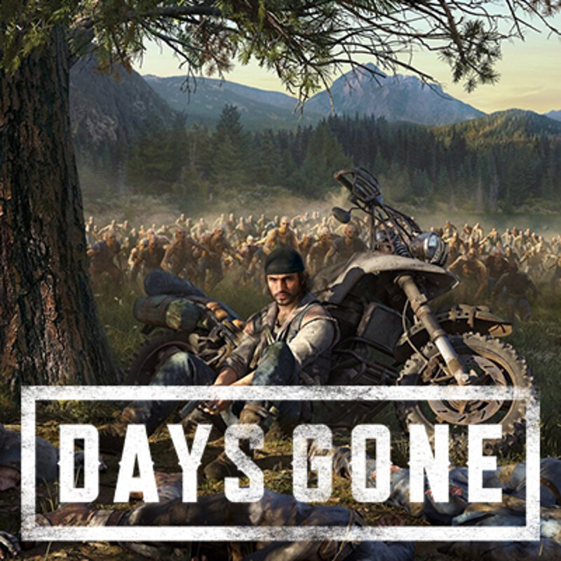 Days Gone - Trailers