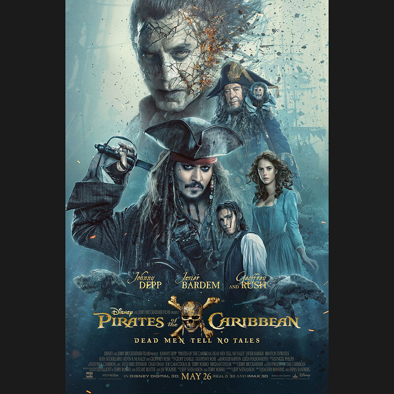 Pirates of the Caribbean: Dead Men Tell No Tales - The Silent Mary