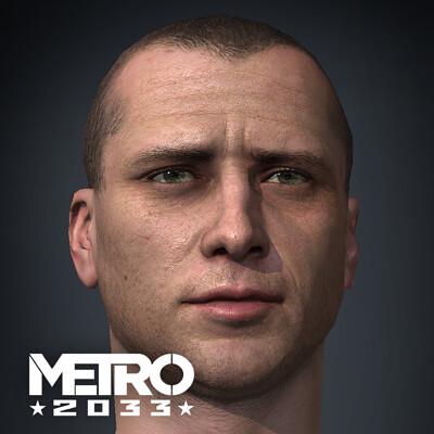 Oleg koreyba oleg koreyba hex 2 metro 2033 icon 02