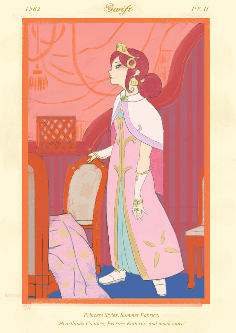Ni No Kuni in Art Deco