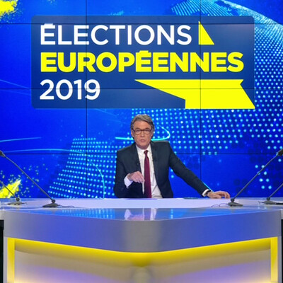 BFMTV EUROPEAN ELECTIONS // Augmented reality and Multiplex