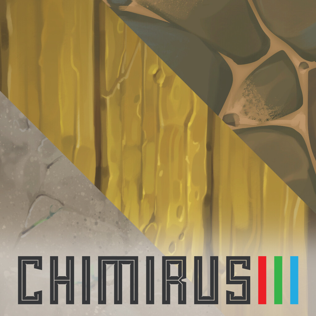 Chimirus: Quick texture demos