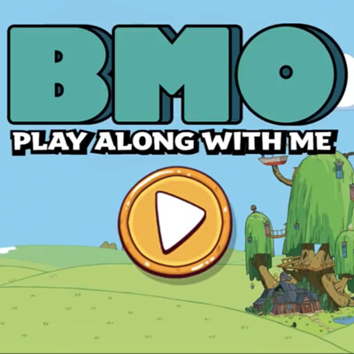 Adventure Time, BMO: Play Along With Me