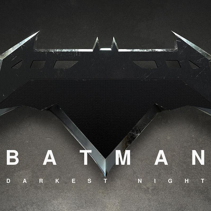 Batman: Darkest Night - Batarang