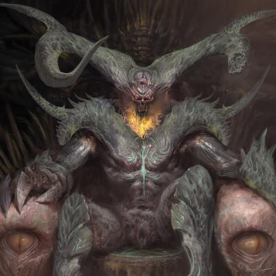 Antonio j manzanedo demon lord final manzanedo avatar