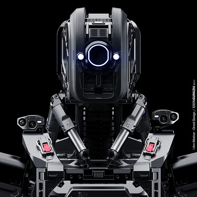 Edon guraziu i am mother droid design 002