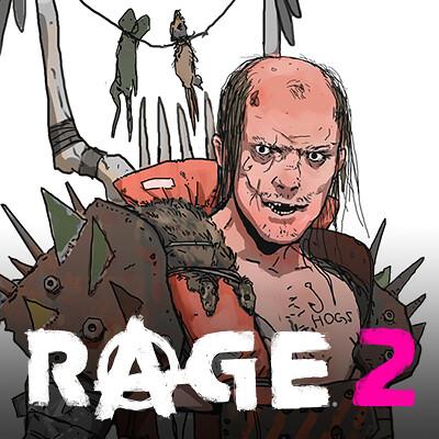 Thomas wievegg rage2 river hogs beast master thumbnail