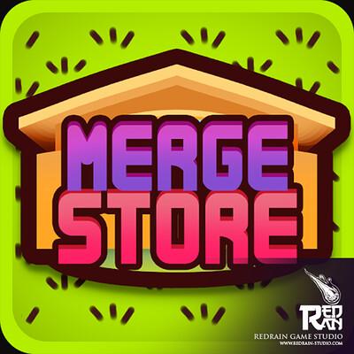 Redrain game studio mergestore