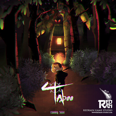Redrain game studio taboo