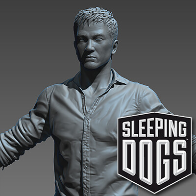 Sleeping Dogs - Sculpts