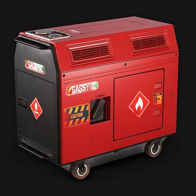Gas Sync Generator