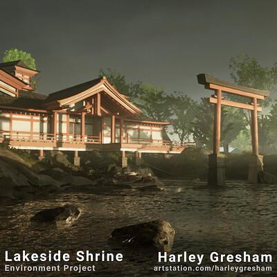 Harley gresham shrine thumbnail