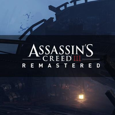 Artstation Assassin S Creed 3 Remastered Lighting Art Dead