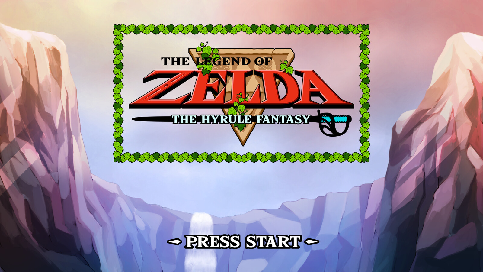 The Legend of Zelda: The Hyrule Fantasy