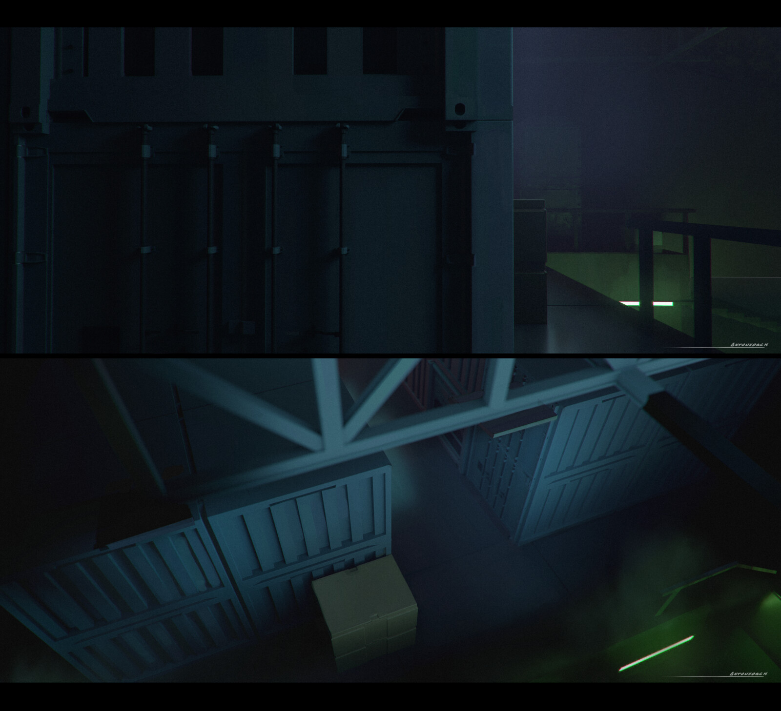 MGS Animated Project part 1