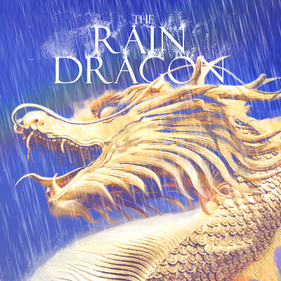Silvia pasqualetto the rain dragon copertina