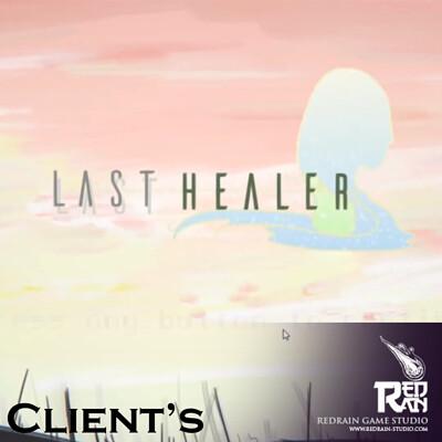 Redrain game studio the last healer title