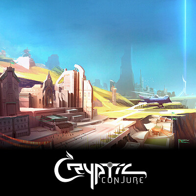 Cryptic Conjure VFX