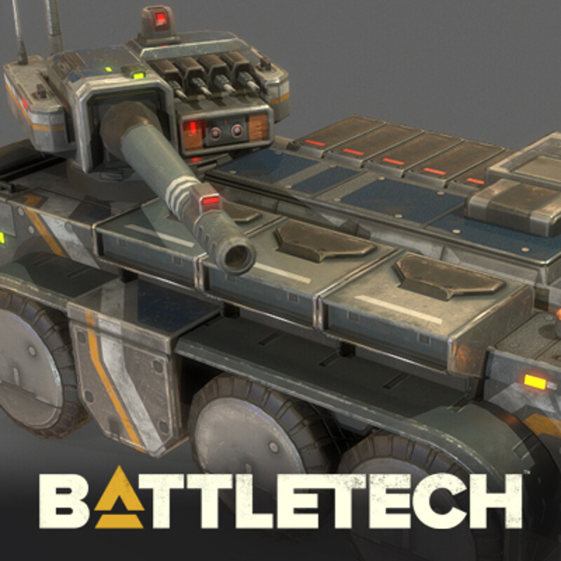BATTLETECH -  Gallant
