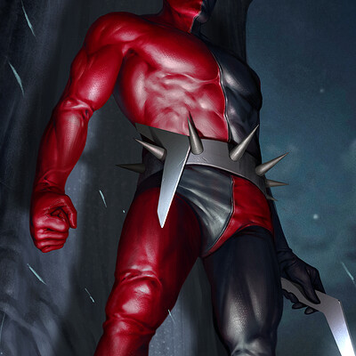 Inhyuk lee death defying devil 2