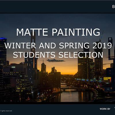 Eric bouffard cgmaplacard spring 2019