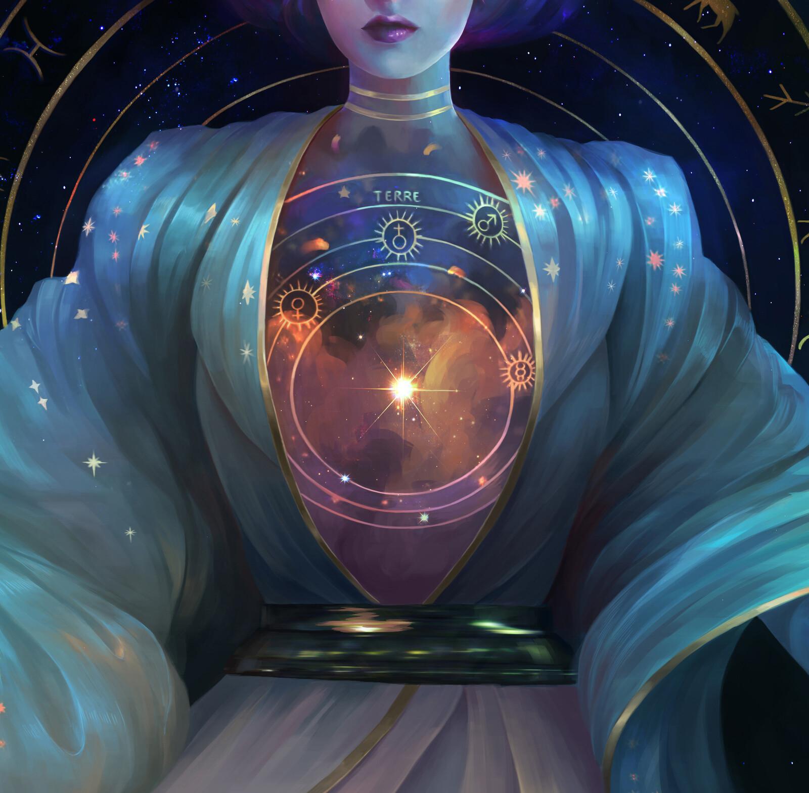 Orias - The Astrologer -