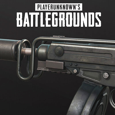 Playerunknown's Battlegrounds: Skorpion