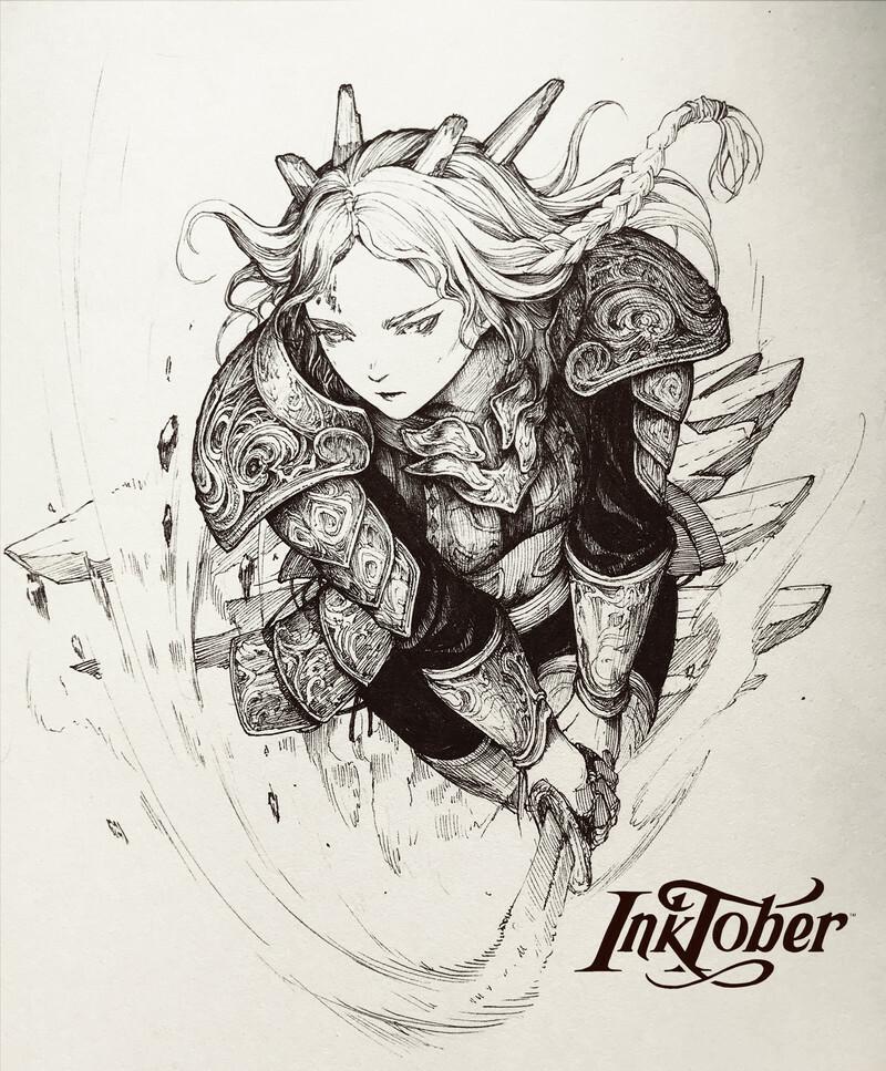 inktober 2018 (part3)