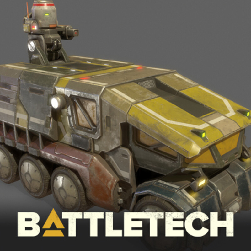 BATTLETECH - Packrat