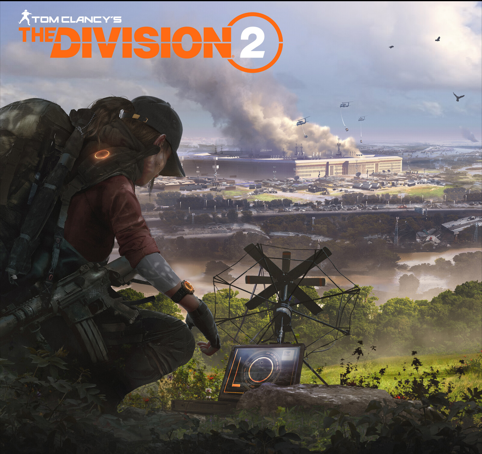 The Division 2 DLC promo arworks