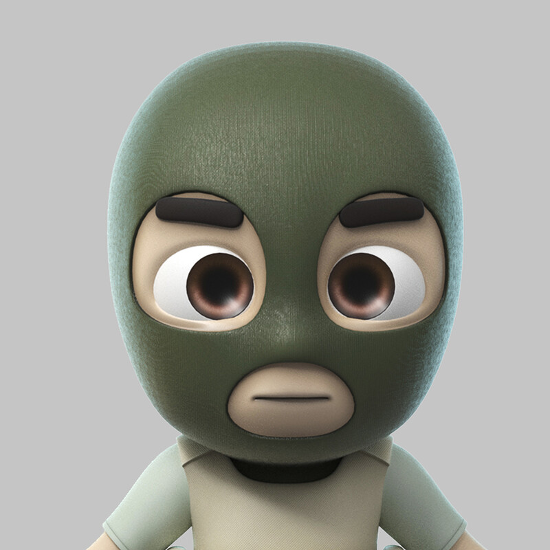 CSGO Character FanArt