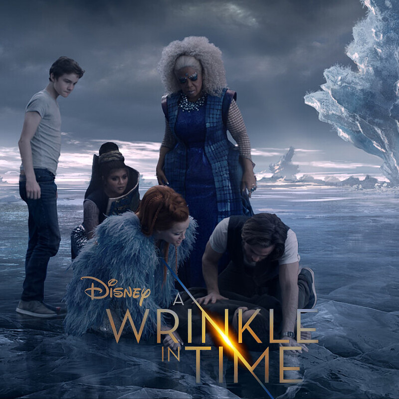 Wrinkle In Time | Ice World