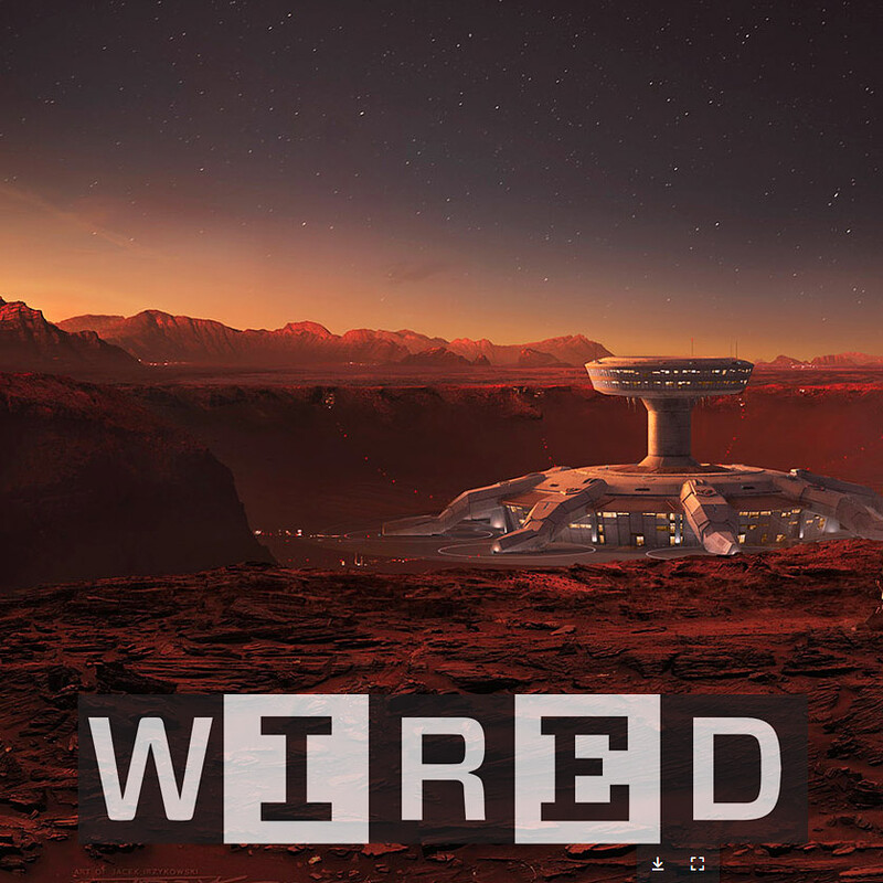 Mars WIRED