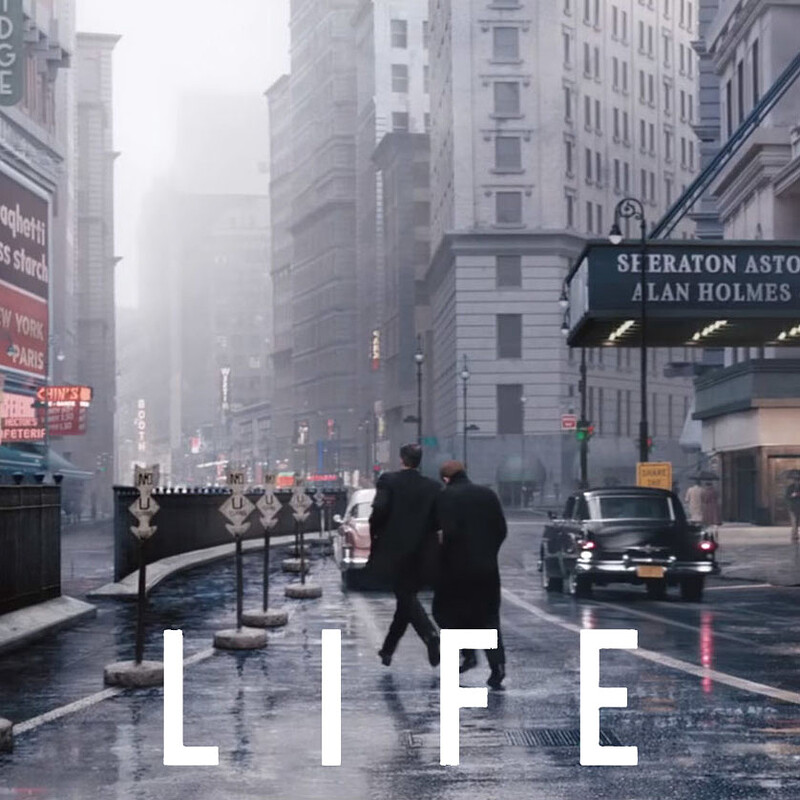 LIFE | matte paintings