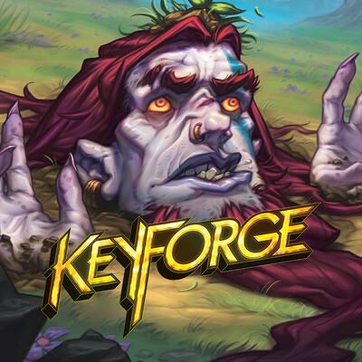 Keyforge: Earthbind