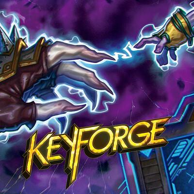 Keyforge: Quantum Fingertrap