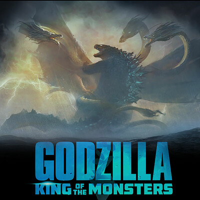 Godzilla 2 - Fight Scene