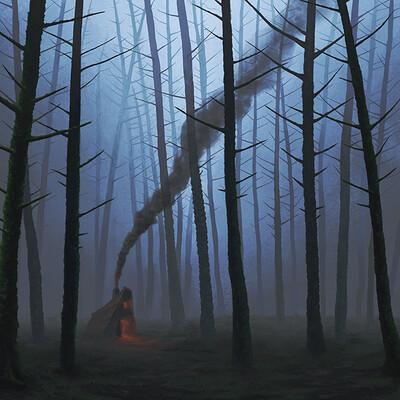Calvin garrett woods final