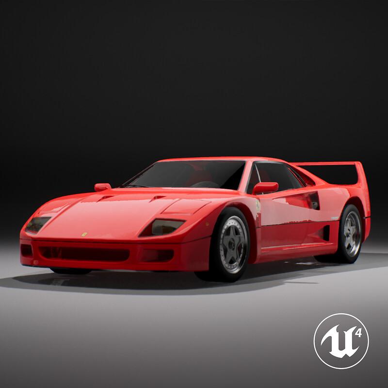 Ferrari - Realtime Pipeline R&D