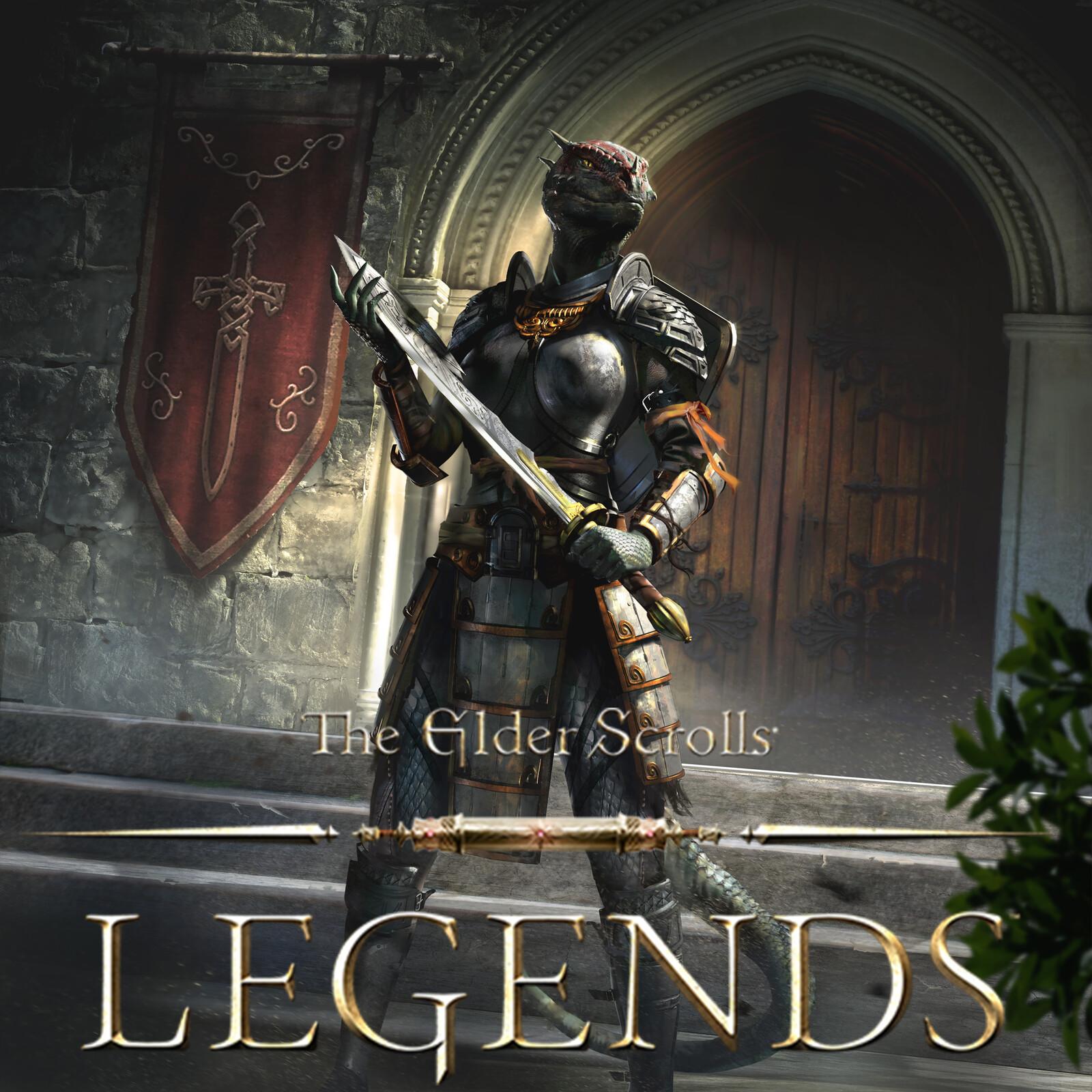 Guildsworn Apprentice - The Elder Scrolls: Legends