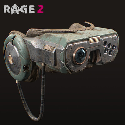 Rage 2: Gear