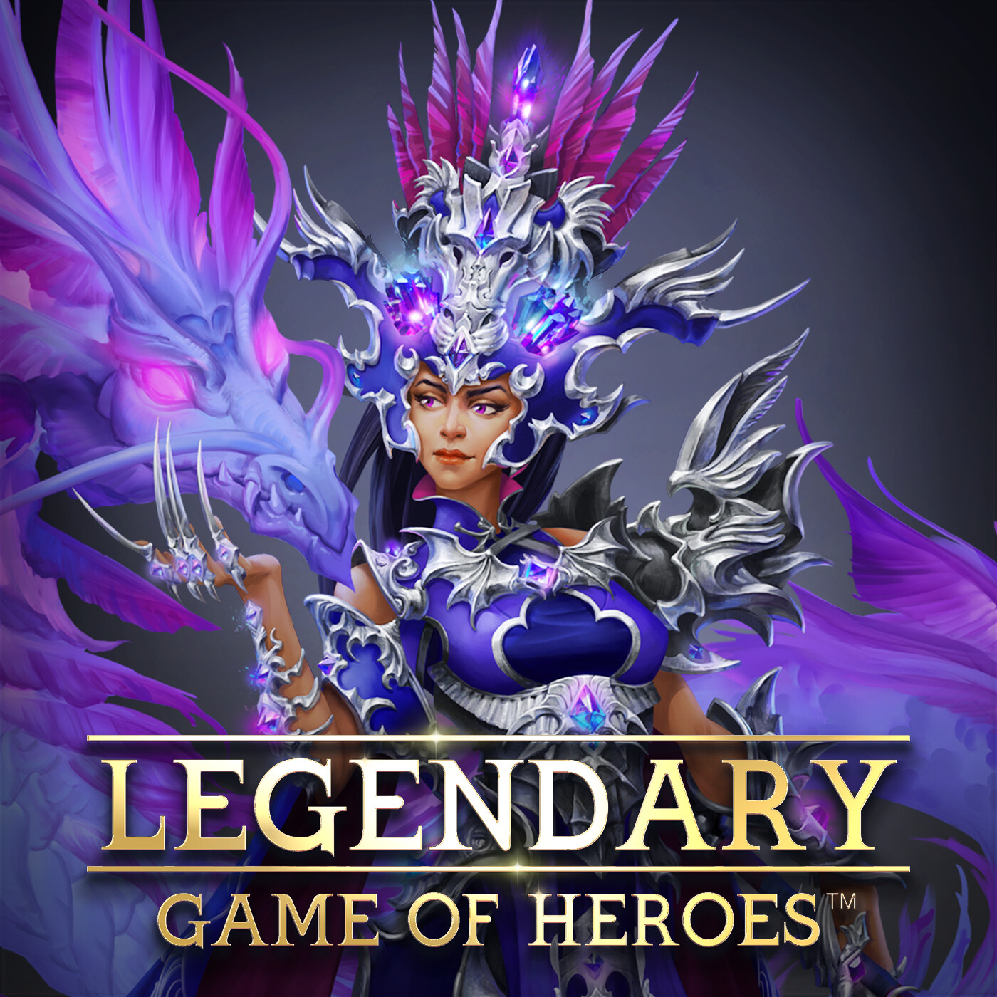 Legendary: Game of Heroes | Nousa the Conjurer