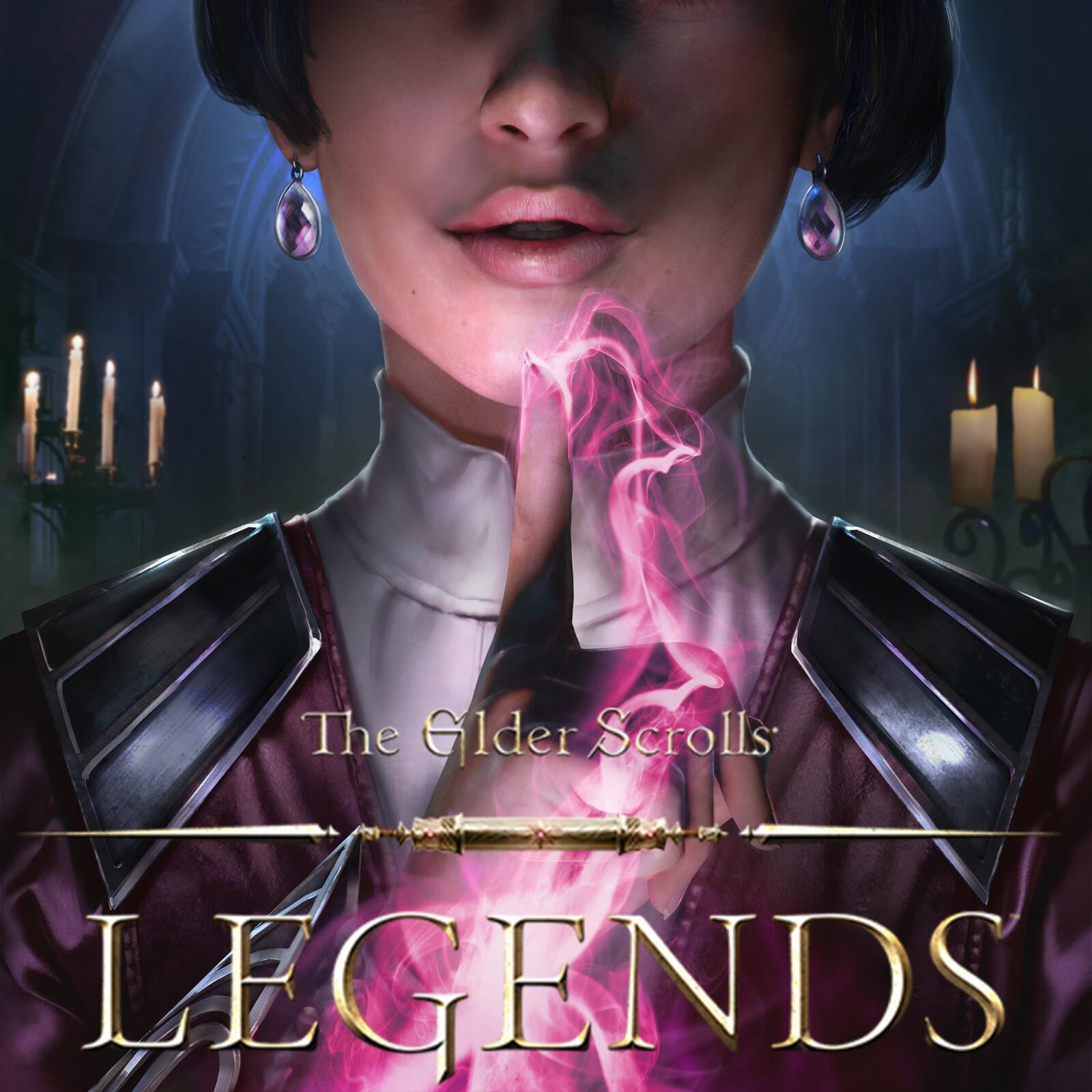 Hush - The Elder Scrolls: Legends