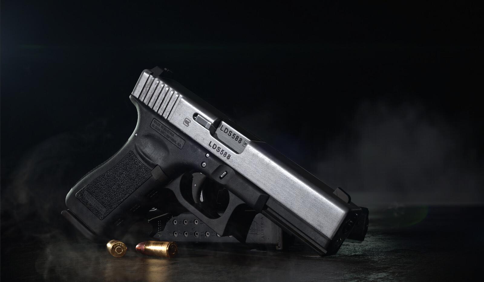 Glock 17 Gen 3 classic