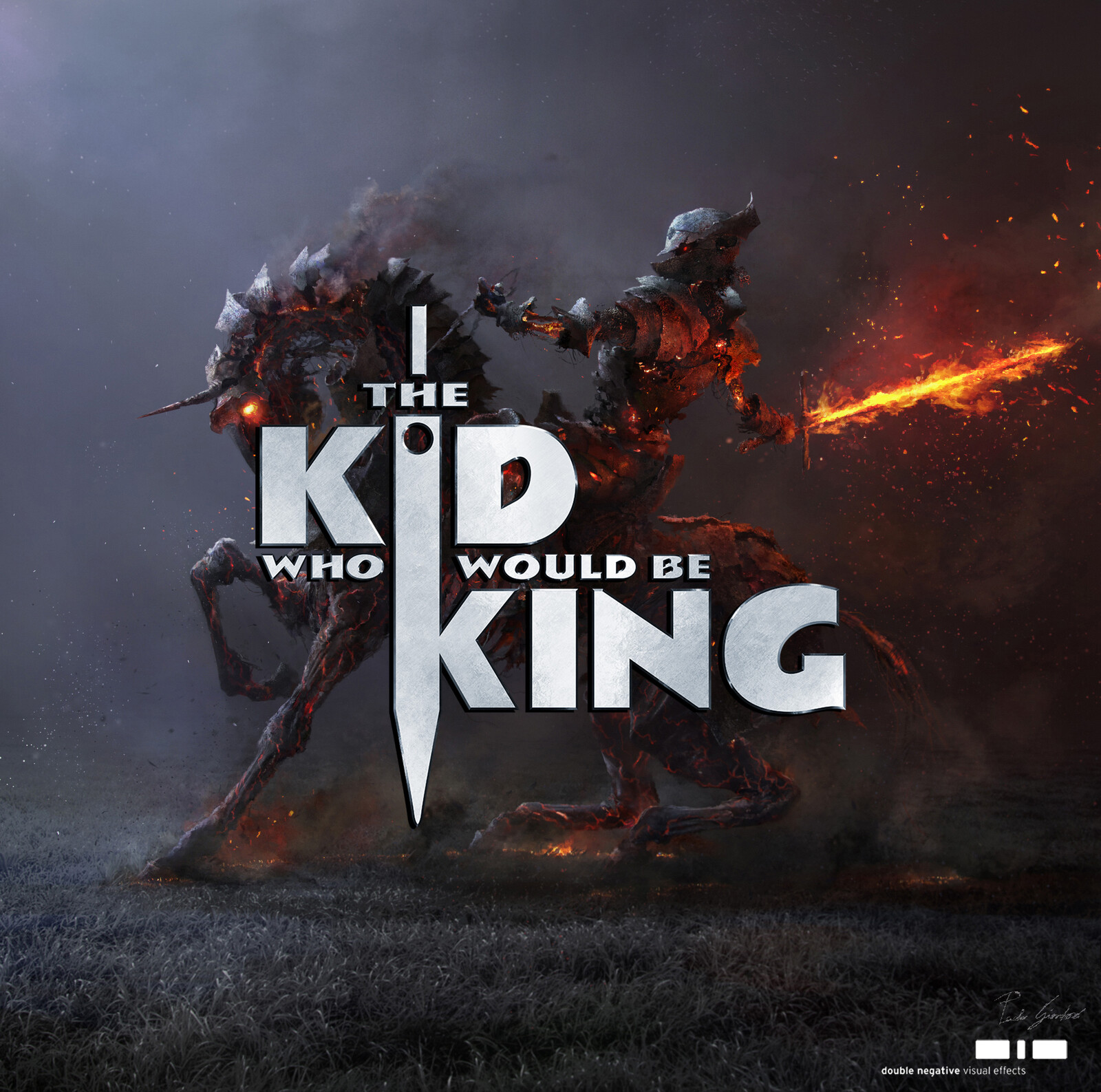 """The Kid who would be King"", Bog Knight"