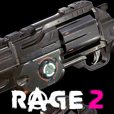 Diego ross ryzin art ark revolver