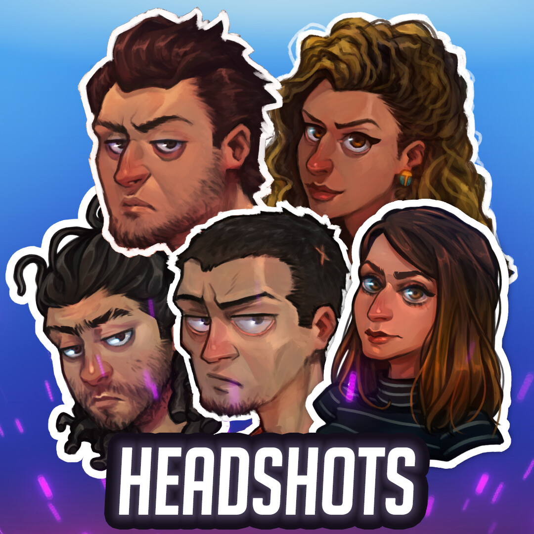 Headshot Series