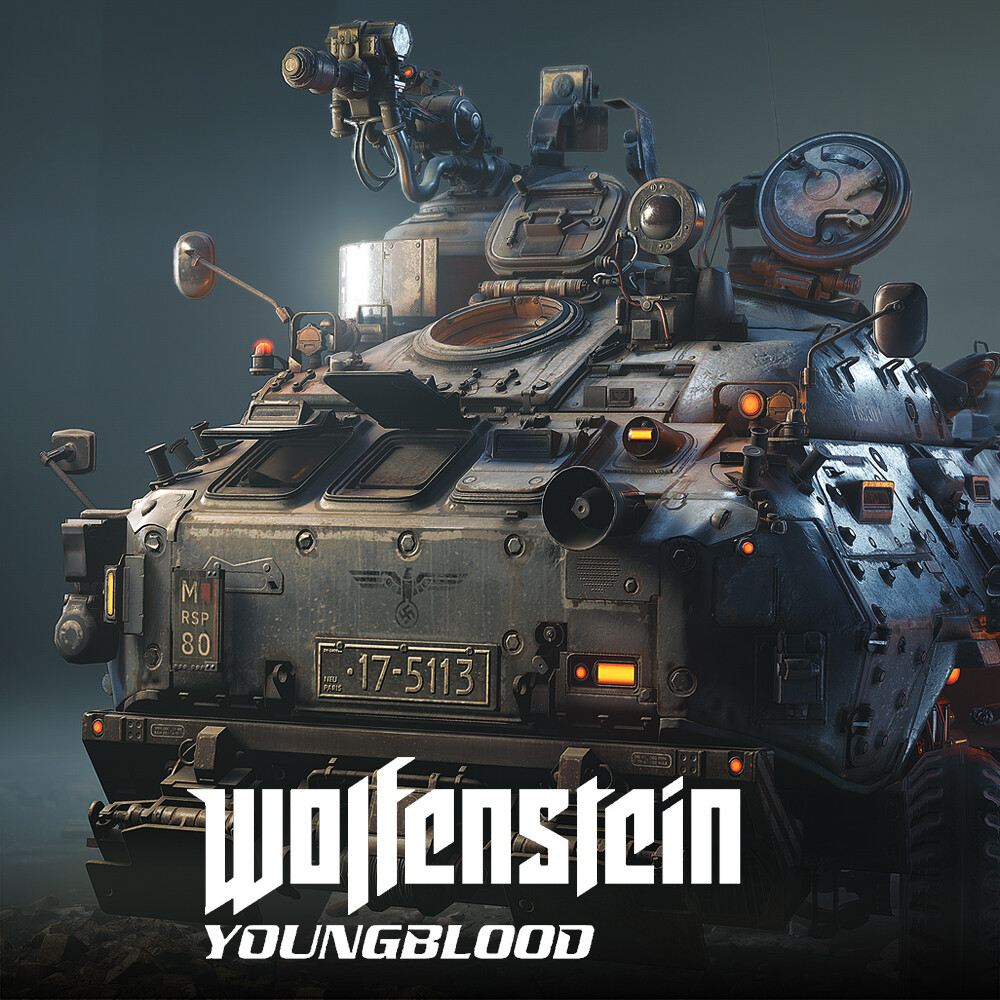 Wolfenstein: Youngblood - APC