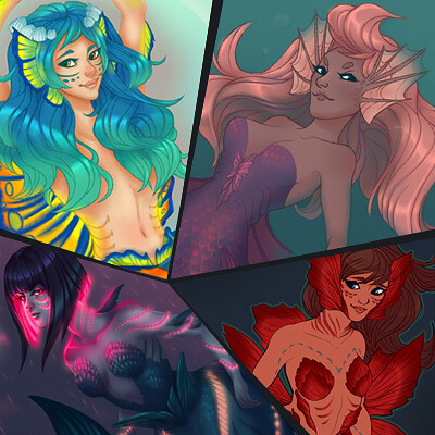 Molly warner mermay 2018 preview