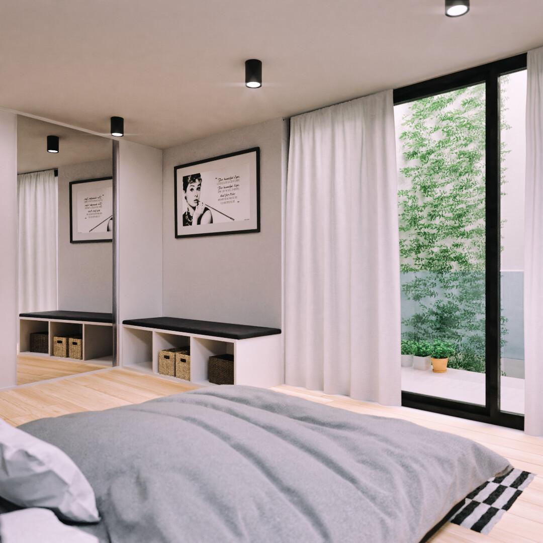 MG Bedroom